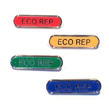 ECO REP bar badge